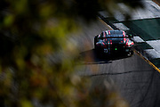 October 1, 2016: IMSA Petit Le Mans, #73 Lindsey Bergmeister, Porsche