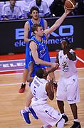 DESCRIZIONE : Biella Beko All Star Game 2012-13<br /> GIOCATORE : Nicolo' Melli<br /> CATEGORIA : Tiro<br /> SQUADRA : Italia Nazionale Maschile<br /> EVENTO : All Star Game 2012-13<br /> GARA : Italia All Star Team<br /> DATA : 16/12/2012 <br /> SPORT : Pallacanestro<br /> AUTORE : Agenzia Ciamillo-Castoria/A.Giberti<br /> Galleria : FIP Nazionali 2012<br /> Fotonotizia : Biella Beko All Star Game 2012-13<br /> Predefinita :