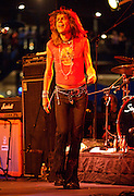 David Johansen, New York Dolls at South St. Seaport, NYC 2006