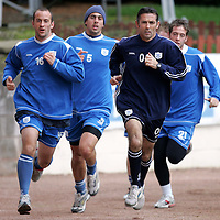 St Johnstone Training...07.11.06<br />