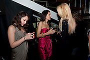 Maddie Mills; Yasmine Mills; Tess Daly, Rodial Beautiful Awards. Sanderson Hotel. 1 February 2011. -DO NOT ARCHIVE-© Copyright Photograph by Dafydd Jones. 248 Clapham Rd. London SW9 0PZ. Tel 0207 820 0771. www.dafjones.com.