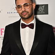 Jaz Dhami attend the BritAsiaTV Presents Kuflink Punjabi Film Awards 2019 at Grosvenor House, Park Lane, London,United Kingdom. 30 March 2019