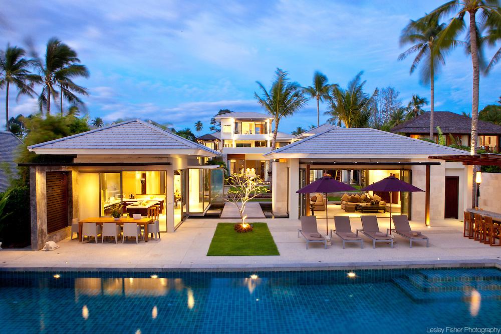 Inasia Villa, Lipa Noi, Koh Samui, Thailand