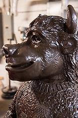 Gorlok Statue
