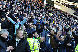 Derby fans - Photo mandatory by-line: Dougie Allward/JMP - Mobile: 07966 386802 - 17/01/2015 - SPORT - Football - Derby - iPro Stadium - Derby County v Nottingham Forest - Sky Bet Championship