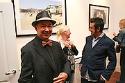 ANDREA MASCOLO; PAT MASCOLO; ANTONY MASCOLO, Hanging Out. Carinthia West exhibition. The library space, 108  battersea park rd. London. sw11