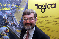 Logica, Dr Martin Read, M.D AND C/ex of Logica..Photo by Andrew Parsons/i-Images.