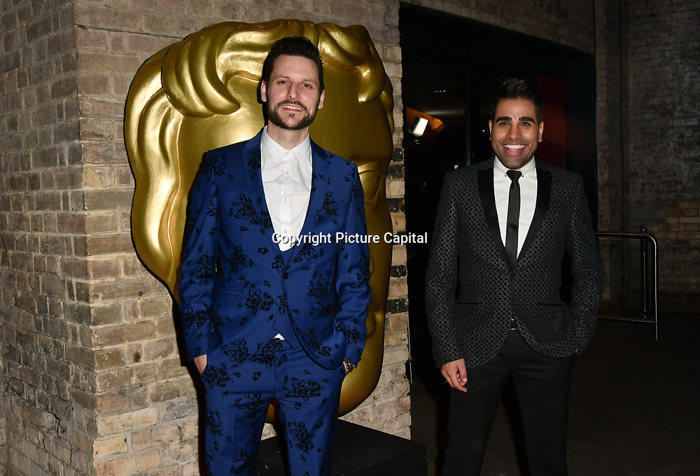Dr Ranj Singh arrivers at the BAFTA Children's Awards 2018 at Roundhouse on 25 November 2018, London, UK.