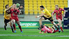 Wellington-Super Rugby, Hurricanes v Reds, April 26