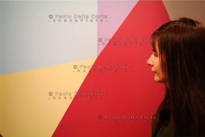 Gillian Wearing, artist, London - 2009