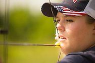 Oklahoma State University Junior, Brogan Williams represented the United States in the 2015 Universiade Games at Gwangju, South Korea in the Archery division. Williams brought home the silver medal in Archey.
