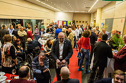 during Slovenian Disabled Sports personality of the year 2018 event, on December 11, 2018 in Austria Trend Hotel, Ljubljana, Slovenia. Photo by Vid Ponikvar / Sportida