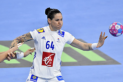 France player Alexandra Lacrabere during the Women's european handball chanmpionship preliminary round, Slovenia vs France. Nancy, Fance -02/12/2018//POLEMILE_01POL20181202NAN027/Credit:POL EMILE / SIPA/SIPA/1812021731