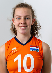 21-12-2018 NED: Photoshoot selection of Orange Young Girls, Arnhem <br /> Orange Young Girls 2018 - 2019 / Joanne Brilhuis #10