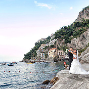 "Wedding July 9, ""Amalfi"""