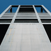 Western face of the Netherlands Carillon next to Arlington National Cemetery and the Iwo Jima Memorial. First donated in 1954, the Carillon was moved to its current location in 1960. It was a gift of the Netherlands to the United States in thanks for US aid during World War II.