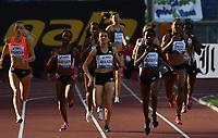 800m Women B Race <br /> Roma 03-06-2016 Stadio Olimpico <br /> IAAF Diamond League Golden Gala <br /> Atletica Leggera<br /> Foto Andrea Staccioli / Insidefoto