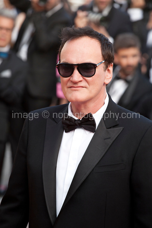 Director Quentin Tarantino at the closing ceremony and The Specials film gala screening at the 72nd Cannes Film Festival Saturday 25th May 2019, Cannes, France. Photo credit: Doreen Kennedy