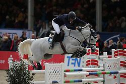 Larocca Jose Maria, (ARG), Cornet Du Lys<br /> CSI4* Grand Prix DKB-Riders Tour<br /> Horses & Dreams meets Denmark - Hagen 2016<br /> © Hippo Foto - Stefan Lafrentz