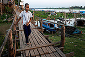 Cambodia - Kampong Chhnang and the Tonle Sap