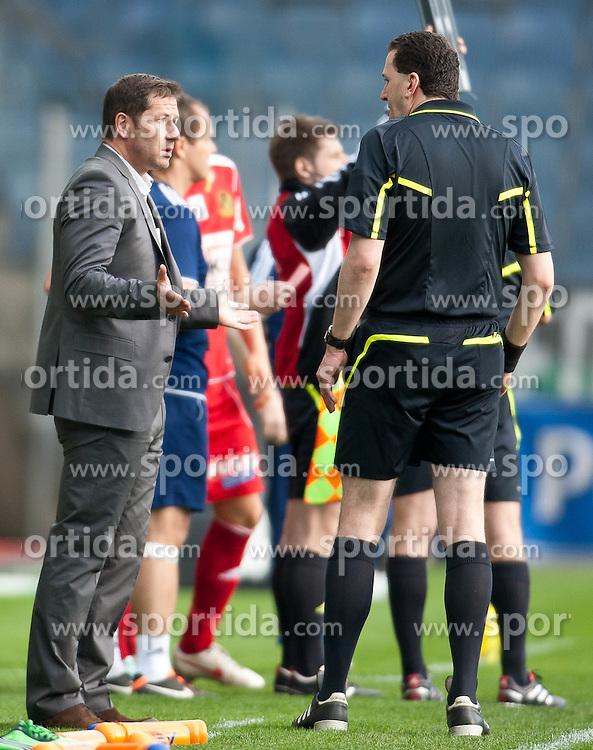 31.03.2012, UPC Arena Graz, Graz, AUT, 1. FBL, SK Sturm Graz vs SV Josko Ried, im Bild Franco Foda, (Sturm, Trainer), EXPA Pictures © 2011, PhotoCredit: EXPA/ M. Kuhnke