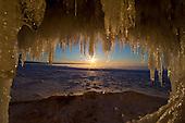 Ice Caves Apostle Island National Lakeshore
