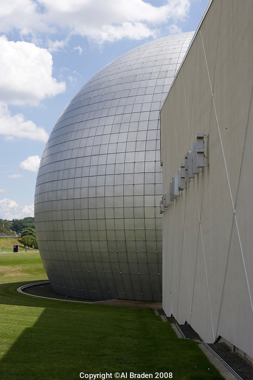 Naismith Memorial Basketball Hall of Fame, Springfield, MA