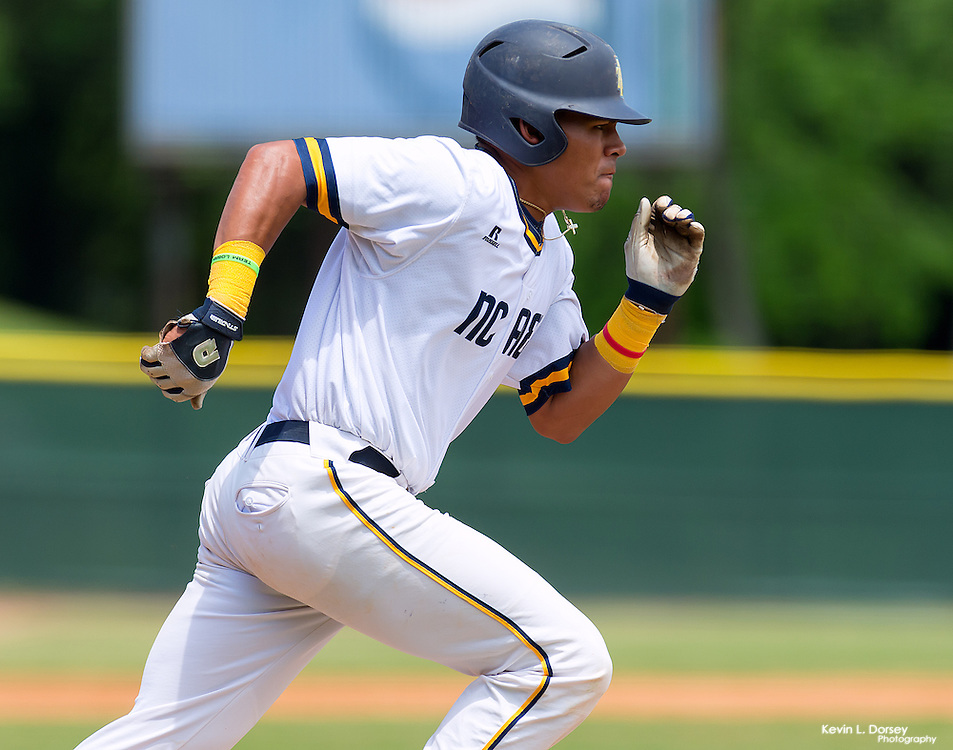 2016 A&T Baseball vs Savannah State