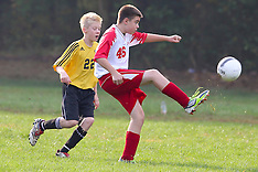 October 6, 2012: MetroStars Soccer Tourney Game 1