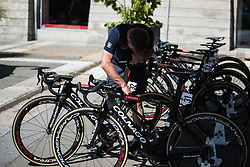 Before 2nd Stage of 26th Tour of Slovenia 2019 cycling race between Maribor and Celje (146,3 km), on June 20, 2019 in  Slovenia. Photo by Peter Podobnik / Sportida