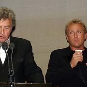 Verkiezing Miss Nederland 2003, Hans Konings en Gordon