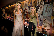 LADY VICTORIA HERVEY; JULIA VERDIN, Vanity fair and Bally's 'Hollywood Domino' party to benefit The Art of Elysium at the Andaz Hotel, Sunset Boulevard. West Hollywood. 20 February 2009 *** Local Caption *** -DO NOT ARCHIVE-© Copyright Photograph by Dafydd Jones. 248 Clapham Rd. London SW9 0PZ. Tel 0207 820 0771. www.dafjones.com.<br /> LADY VICTORIA HERVEY; JULIA VERDIN, Vanity fair and Bally's 'Hollywood Domino' party to benefit The Art of Elysium at the Andaz Hotel, Sunset Boulevard. West Hollywood. 20 February 2009