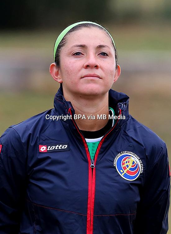 Fifa Womans World Cup Canada 2015 - Preview //<br /> Istria Cup 2015 Tournament ( Stella Maris Stadium , Umag - Croatia ) - <br /> Costa Rica vs Bosnia &amp; Herzegovina 1-0  , <br /> Dinnia Diaz of Costarica