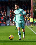 Sead Kolasinac (31) of Arsenal during the Premier League match between Bournemouth and Arsenal at the Vitality Stadium, Bournemouth, England on 25 November 2018.