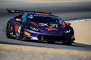September 21-24, 2017: Lamborghini Super Trofeo at Laguna Seca. Paul Terry, DXDT Racing, Lamborghini Dallas, Lamborghini Huracan LP620-2