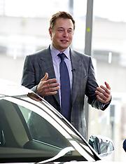 140607 Tesla Model S UK Launch