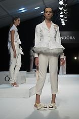 Madrid - Pandora Fashion Show 2016 - 12 Sep 2016