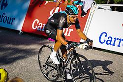 Col du Semnoz, France - Tour de France :: Stage 20 - 20th July 2013 - 5th Richie PORTE (Sky Procycling)