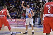 DESCRIZIONE : Beko Legabasket Serie A 2015- 2016 Dinamo Banco di Sardegna Sassari - Openjobmetis Varese<br /> GIOCATORE : Lorenzo D'Ercole<br /> CATEGORIA : Palleggio Schema Mani<br /> SQUADRA : Dinamo Banco di Sardegna Sassari<br /> EVENTO : Beko Legabasket Serie A 2015-2016<br /> GARA : Dinamo Banco di Sardegna Sassari - Openjobmetis Varese<br /> DATA : 07/02/2016<br /> SPORT : Pallacanestro <br /> AUTORE : Agenzia Ciamillo-Castoria/L.Canu