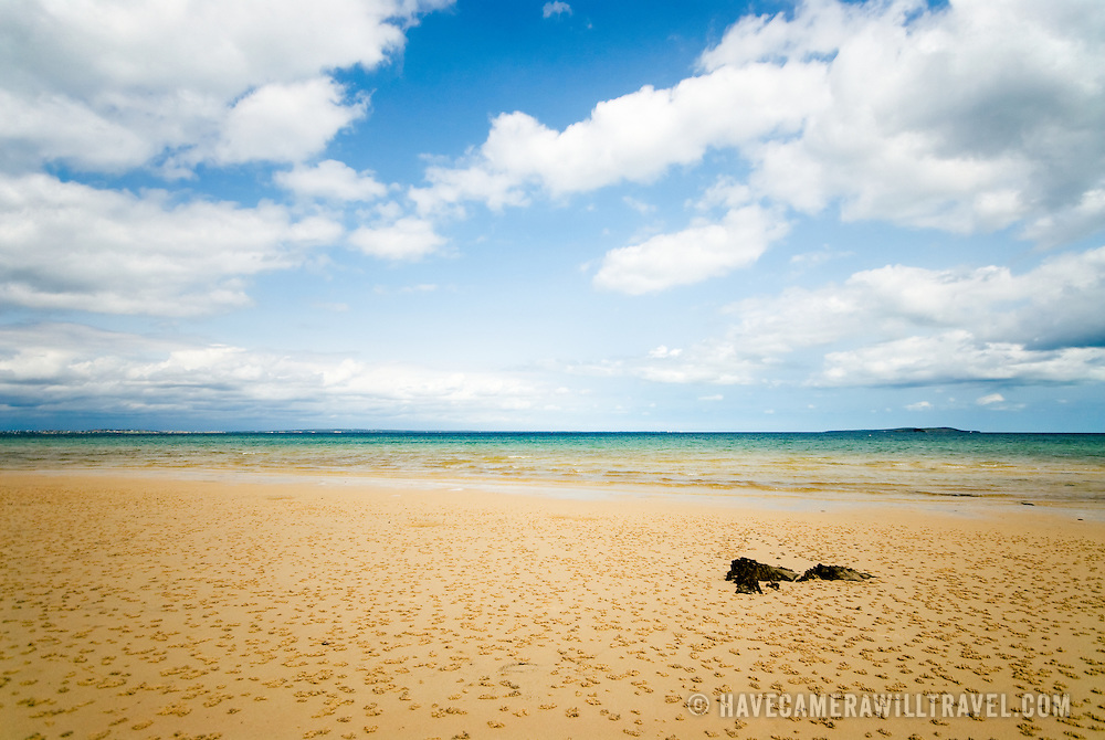 Beach on Fraser Island