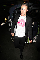Sam Callahan, Aspire Drinks - Press Launch, Sanctum Soho Hotel - Roof Garden, London UK, 12 December 2013, Photo by Brett D. Cove