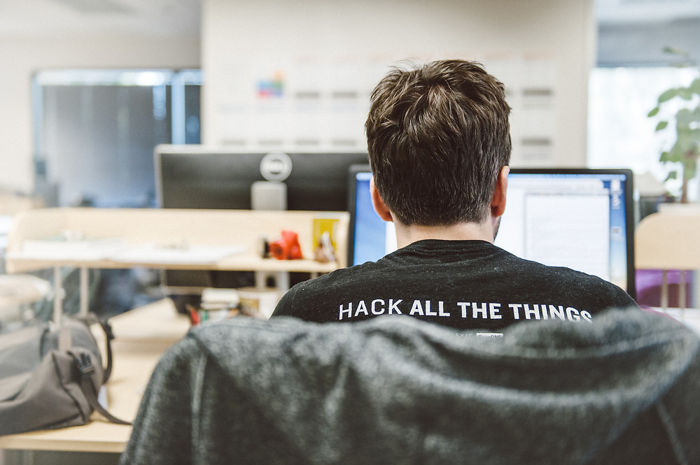 """Hack All The Things."" San Jose, CA 