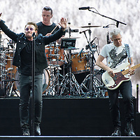 U2 perform The Joshua Tree in full at Twickenham Stadium 9th July 2017