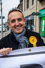 Scottish Liberal Democrats on the campaign trail. , Edinburgh, 24 November 2019