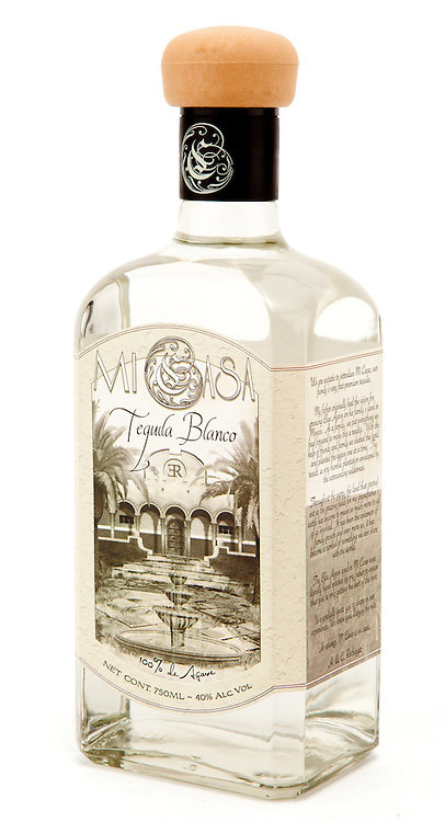 Mi Casa Tequila Blanco -- Image originally appeared in the Tequila Matchmaker: http://tequilamatchmaker.com