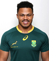 "SA ""A"" Rugby : Photocall Session"