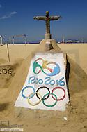 Rio de Janeiro, Copacabana, Rio 2016 Olympic Summer Games, Brazil
