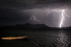 Capodanno Com Caac, nell'isola piu' grande del messico