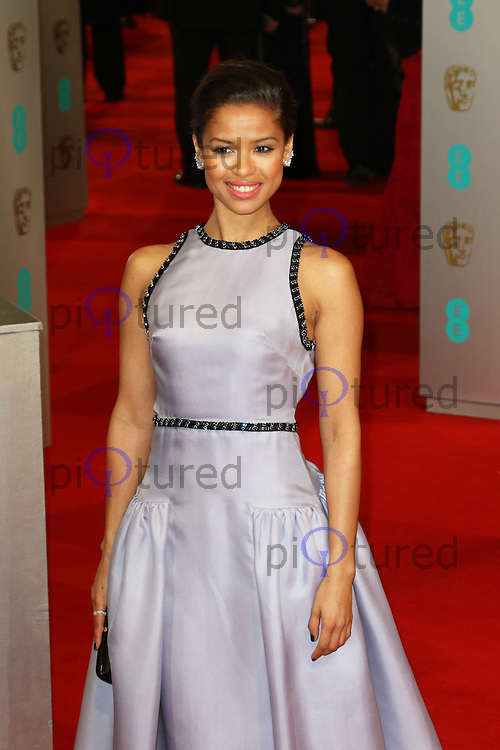 Gugu Mbatha-Raw, EE British Academy Film Awards (BAFTAs), Royal Opera House Covent Garden, London UK, 08 February 2015, Photo by Richard Goldschmidt