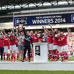 Arsenal v Everton - FA Women's Final